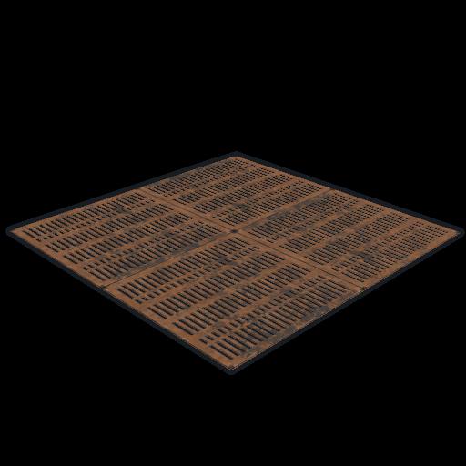 Rust blueprint tracker floor grill malvernweather Gallery